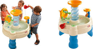 Little Tikes Play Table Little Tikes Spiralin U0027 Seas Waterpark Play Table Only 19 12