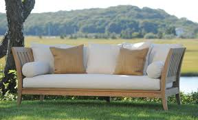 daybed simple outdoor daybed made from softwood cozy white