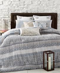 Macy S Comforter Sets On Sale La Reine Reversible 8 Pc Comforter Sets Bed In A Bag Bed