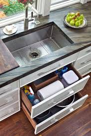 unique kitchen sink with drawer like shape fpudining