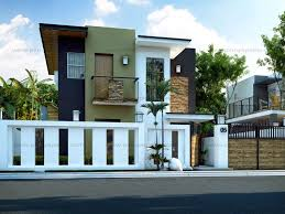 Philippine House Design Two Storey MODERN HOUSE PLAN 2 Story House