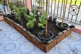 raised beds for urban settings creating no dig garden beds
