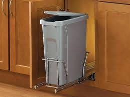 tandem pull out door waste bin kitchen unit litres cabinet storage