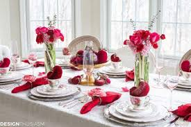 table arrangements 40 easy s day table arrangements to your