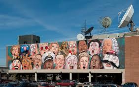 all murals artworks cincinnati the singing mural