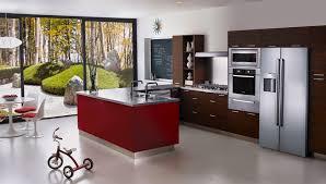 modele de cuisine moderne cuisine design gas oven