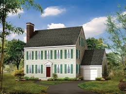 colonial house colonial house plans the house plan shop