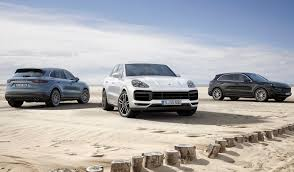 Porsche Cayenne Years - 2019 porsche cayenne first drive review motor trend