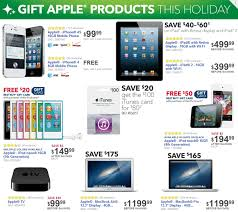 best buy s 2012 black friday deals on apple products revealed