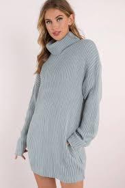 turtle neck sweaters how does it feel vintage blue turtleneck sweater dress 35 tobi us