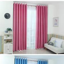 Burgundy Curtains For Living Room Top Finel Lucky Star Design 100 Polyester Modern Window Curtain