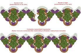 grapes lace