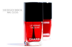 chanel le rouge collection n 1 fall 2016 u2013 nails ommorphia