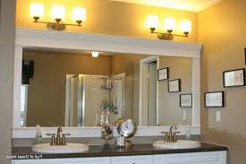 Silver Bathroom Cabinets Bathroom Cabinets Silver Leaf Crown Millworks For Mirror Frames