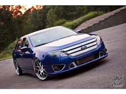 2010 ford fusion custom buy used 2010 ford fusion sport awd custom build for ford booth