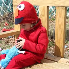 diy elmo costume toddlers moms crafters