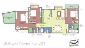 550 sq ft 1 bhk 550 sq ft apartment for sale in patel smondo 3 at rs