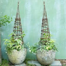 garden obelisk plans home outdoor decoration