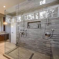 Bathroom Shower Remodel Ideas by Best 25 Double Shower Heads Ideas On Pinterest Double Shower