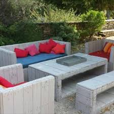 Pallet Furniture Patio by Fine Garden Furniture Crates Of Old Tires Inside Inspiration
