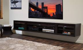 wall mount tv stand with shelf wall mounted floating tv stands woodwaves