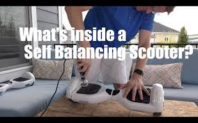 what u0027s inside a self balancing scooter youtube