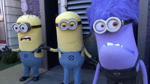 we meet minions u0026 gru at universal studios hollywood including