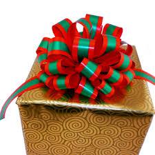christmas present bows christmas gift bows