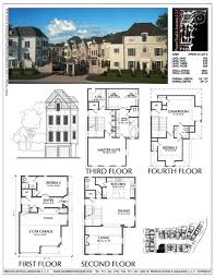 Game Room Floor Plans Ideas 52 Best 4 Story Th Plan Images On Pinterest House Floor Plans 4