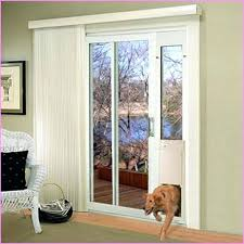Sliding Glass Door Curtains Sliding Patio Door Curtains Teawing Co