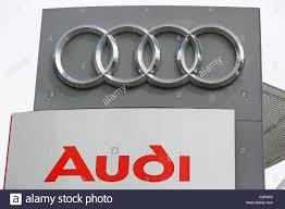 audi logo stock photos u0026 audi logo stock images alamy