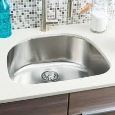 38 Inch Kitchen Sink 38 Inch Undermount Kitchen Sink Wayfair