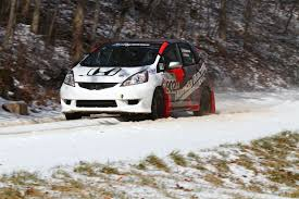 Honda Fit Spec Hpd B Spec Rally Fit Enters The 100 Acre Wood Rally Honda