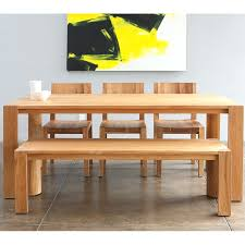 Dining Room Table With Bench Seat Bench For Dining Table Benches Bench Style Dining Table Singapore