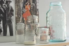 free people home decor décor crush vintage glass containers u0026 how to use them