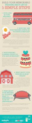 planning your own wedding 5 totally clever ideas for a unique wedding list