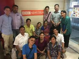 tibetan bureau office association of tibetan journalist s exposure trip empowering the