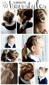hairstyles 7 year olds easy hairstyles for 7 year olds hairstyles ideas