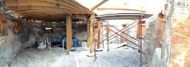 earthbag home under construction in city u0027s central west end nextstl