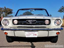 1966 mustang convertible value 1966 ford mustang gt for sale k code 289