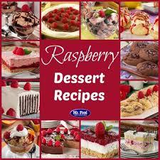 raspberry recipes easy raspberry recipes 14 all star raspberry desserts mrfood com