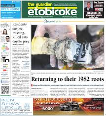 lexus st clair toronto the etobicoke guardian centre october 29 2015 by the etobicoke