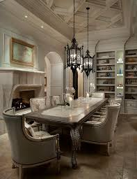 Dining Room Consoles Buffets by Elegant Dining Room With Long Table Buffets And Sideboards Chairs