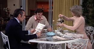 mannix spent a whole bunch of time in the brady bunch house