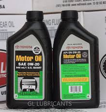 lexus service coupons torrance genuine toyota full synthetic 0w 20 engine oil 1 quart 0 946 liter