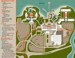 Caribbean Beach Resort Disney Map by Blog Planwdw Com