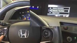 honda civic 2012 a1 service how to reset change reminder on 2012 honda civiv