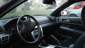 is interior silver trim common honda prelude forum