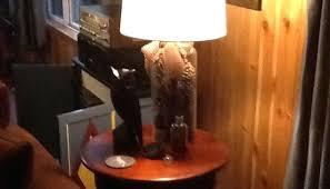 Pine Floor Lamp by Pine Cone Floor Lamp Oregonuforeview Com
