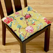 How To Make Seat Cushions For Dining Room Chairs Remarkable Dining Room Chair Pads With Dining Room Chair Cushions